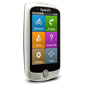 Mio Cyclo 215 Fahrradcomputer